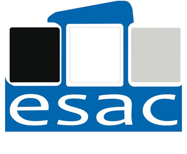 Logo Esac by skou