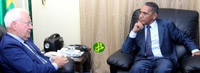 Visit to Mauritania of COPEAM Secretary General