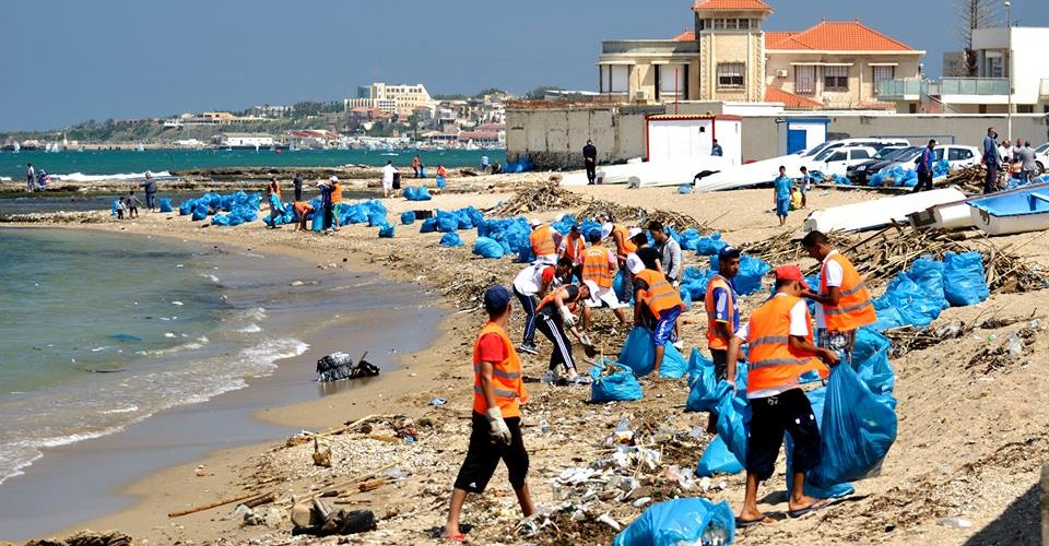 The Binmen of the Mediterranean #3 edition – Interview to Hamid Belkessam (Radio Algérienne)