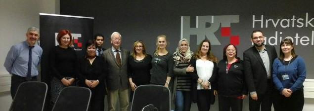 Meeting of news' coordinators