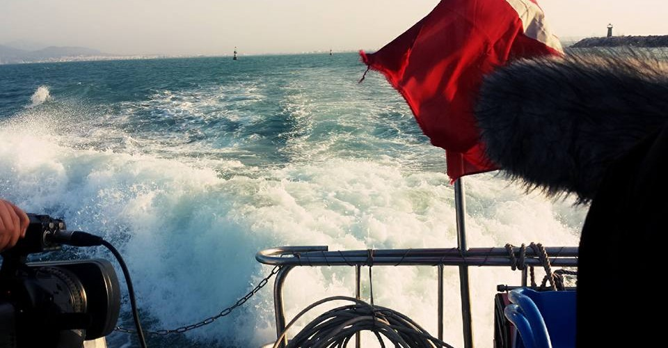 Inter-Rives V « Histoires de voyages et de mers » à sa dernière étape