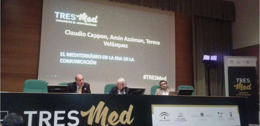 """Forum """"TRES Med. Comunicar el Mediterráneo"""""""
