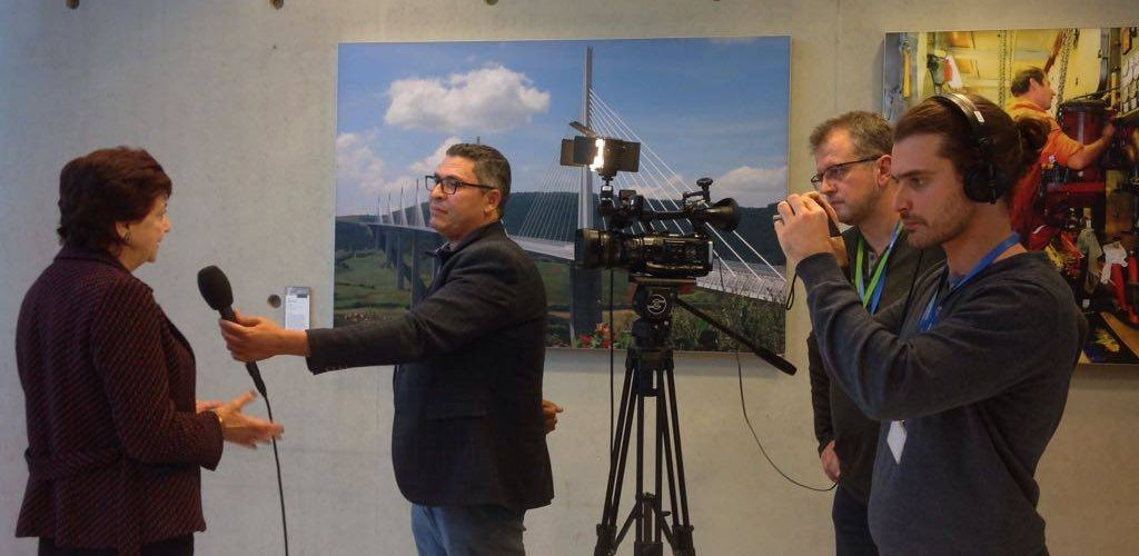 Creation of a COPEAM transnational newsroom to cover the COP23