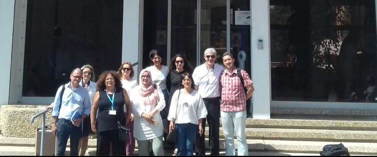 Mediterranean Regional News Exchange: Meeting of the ERN-Med news coordinators