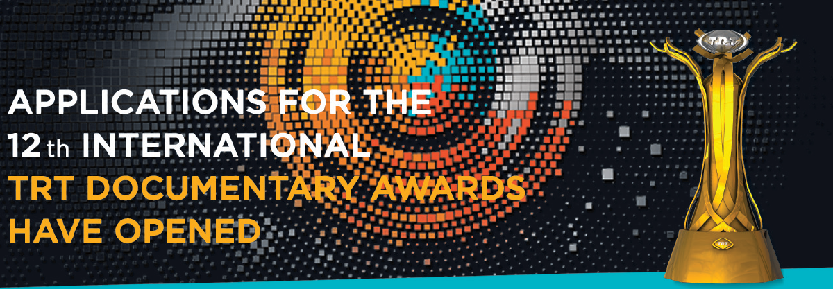 TRT Documentary Awards 2020: applications have opened!