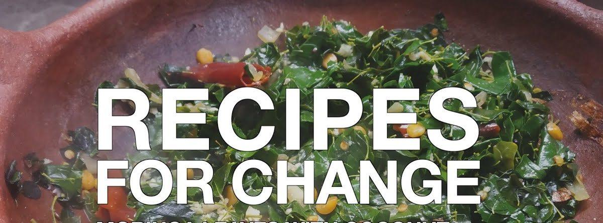 """Recipes for Change"" – FIDA"